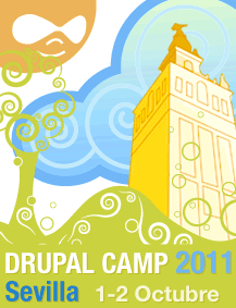 Drupalcamp Badge